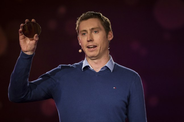 Sam Stranks Ted Talk